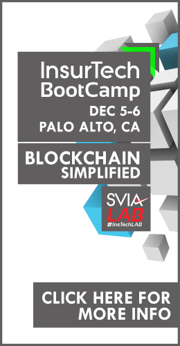 InsurTech Bootcamp / Blockchain Simplified - DEC 5-6
