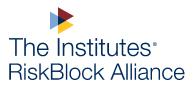 The Institutes RiskBlock Alliance